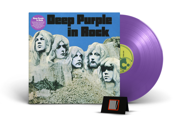 DEEP PURPLE In Rock LP PURPLE