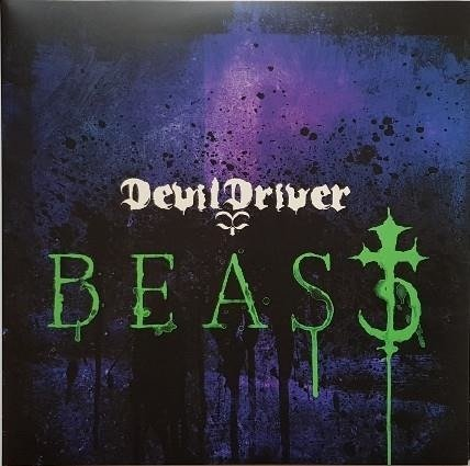 DEVILDRIVER Beast (2018 Remaster) 2LP