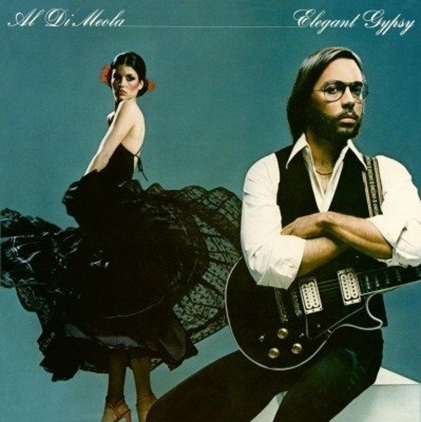 DI MEOLA, AL Elegant Gypsy LP