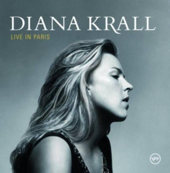 DIANA KRALL Live In Paris  2LP