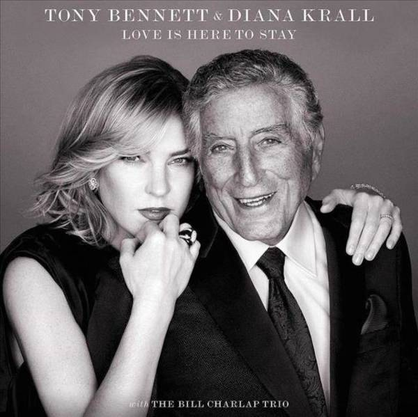 DIANA KRALL Love Is Here To Stay LP