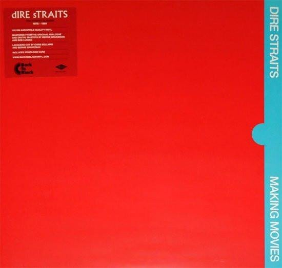 DIRE STRAITS Making Movies LP