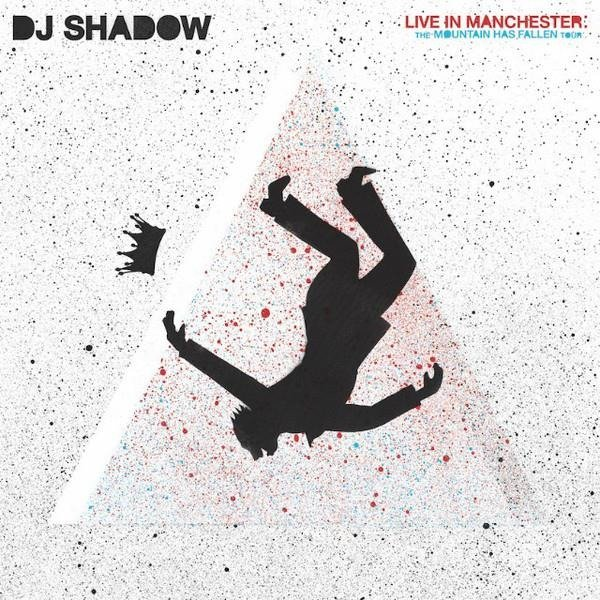 DJ SHADOW Live In Manchester: The Mountain Has Fallen Tour  2LP