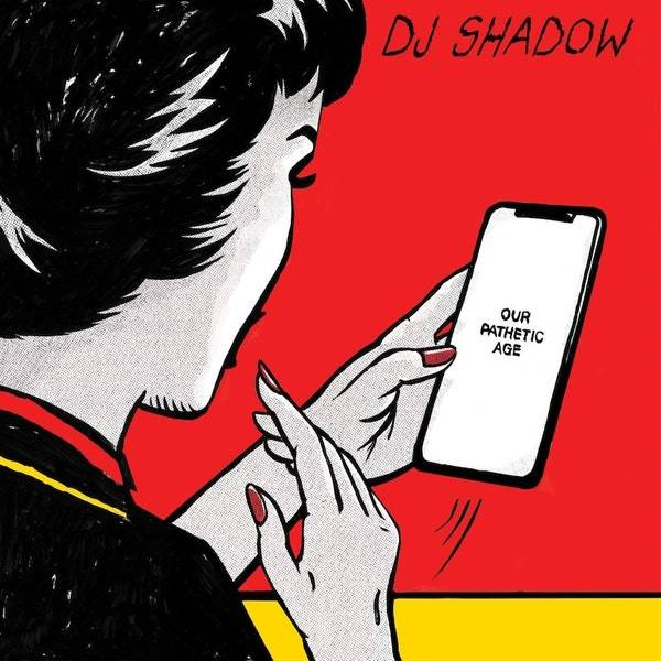 DJ SHADOW Our Pathetic Age  2LP