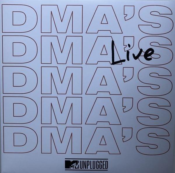 DMA'S Mtv Unplugged Live 2LP