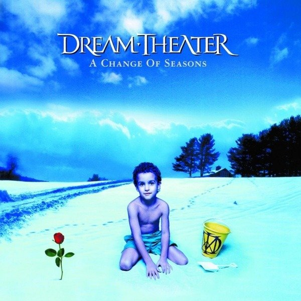 DREAM THEATER A Change of Seasons 2LP