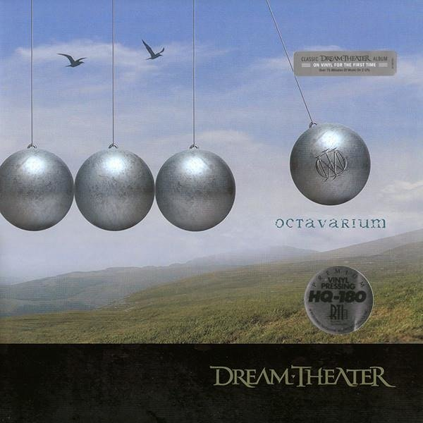 DREAM THEATER Octavarium 2LP