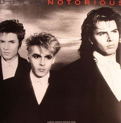 DURAN DURAN Notorious (2LP) - Limited LP