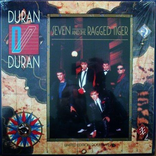 DURAN DURAN Seven & The Ragged Tiger (SPECIAL Edition) 2LP