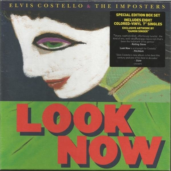 ELVIS COSTELLO Look Now (8LP Box) 8LP