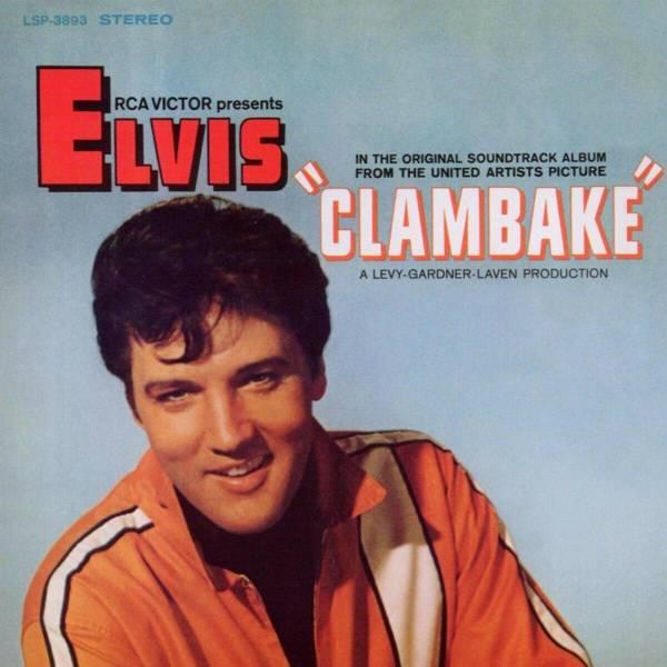 ELVIS PRESLEY Clambake =Remastered= LP