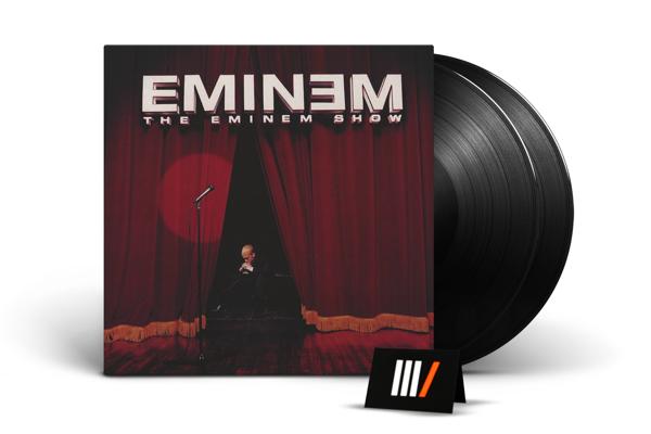 EMINEM The Eminem Show 2LP