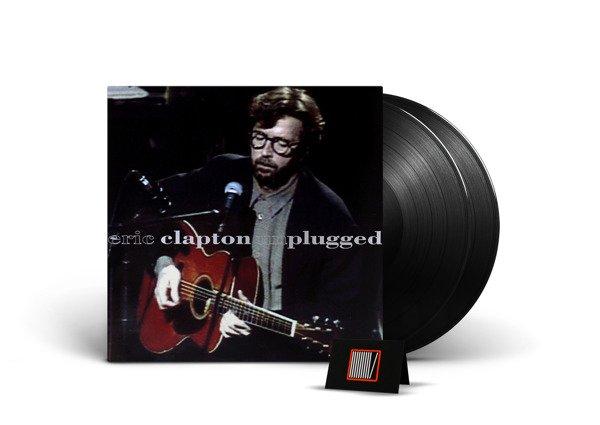 ERIC CLAPTON Unplugged 2LP