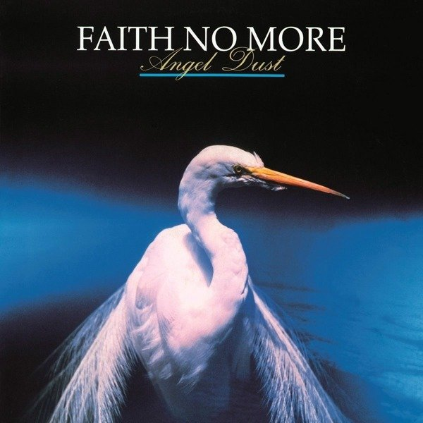 FAITH NO MORE Angel Dust 2LP