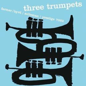 FARMER/BYRD/SULIEMAN Three Trumpets LP