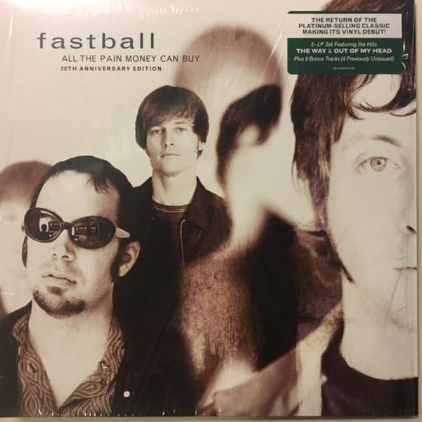 FASTBALL All The Pain Money Can Buy 2LP