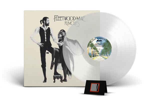 FLEETWOOD MAC Rumours LP CLEAR