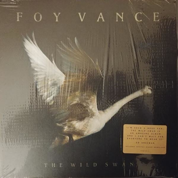 FOY VANCE The Wild Swan LP