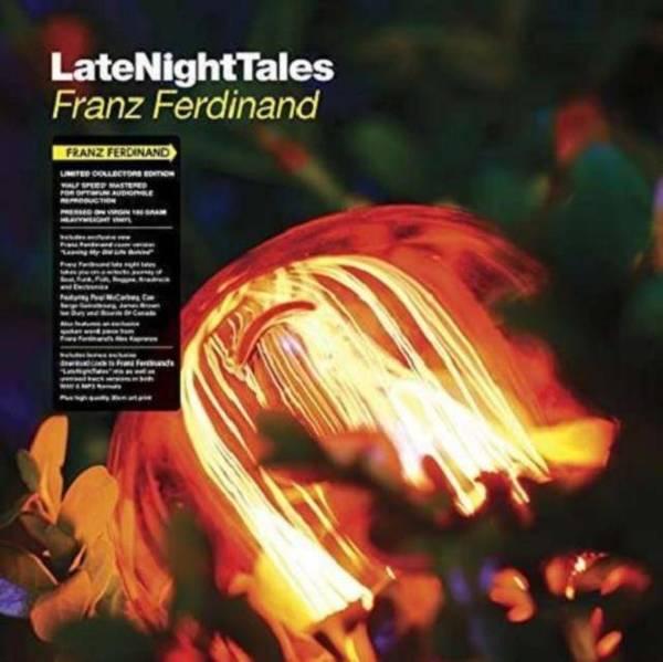 FRANZ FERDINAND Late Night Tales  2LP