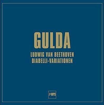 FRIEDRICH GULDA Beethoven: Diabelli Variationen / Mps LP