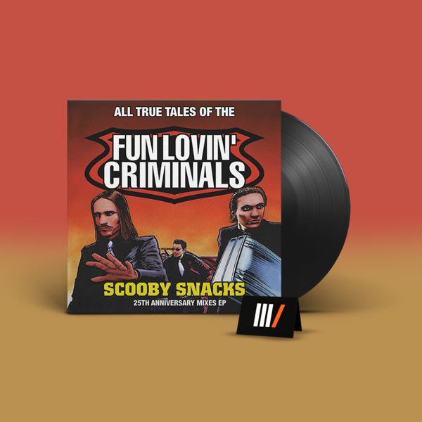 FUN LOVIN' CRIMINALS Scooby Snacks EP RSD 25th Anniversary Mixed