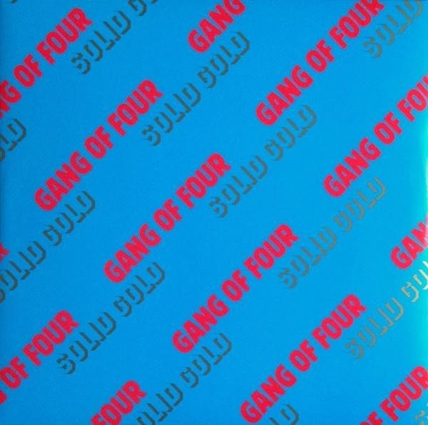 GANG OF FOUR Solid Gold LP