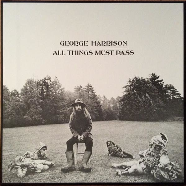 GEORGE HARRISON All Things Must Pass  LTD 3LP