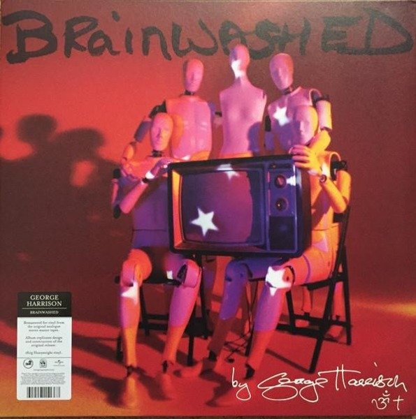 GEORGE HARRISON Brainwashed LP