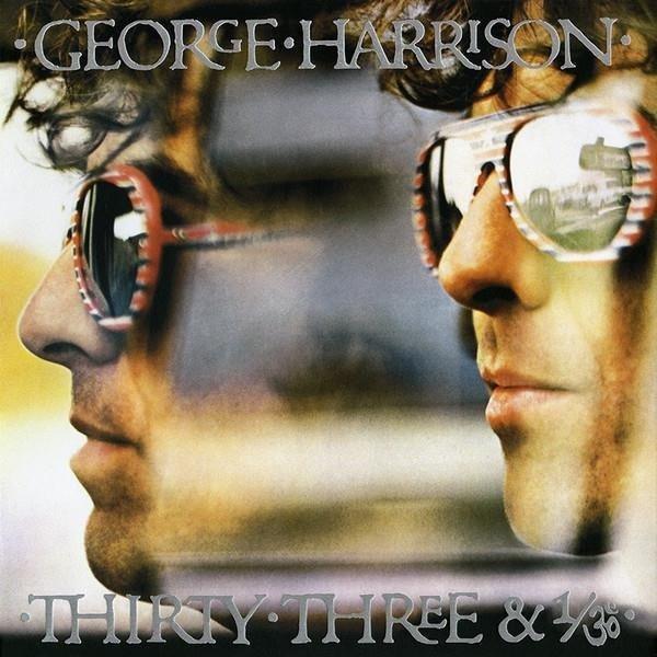 GEORGE HARRISON Thirty Three & 1/3 LP