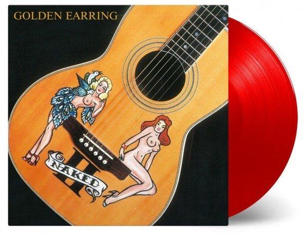 GOLDEN EARRING Naked Ii LP
