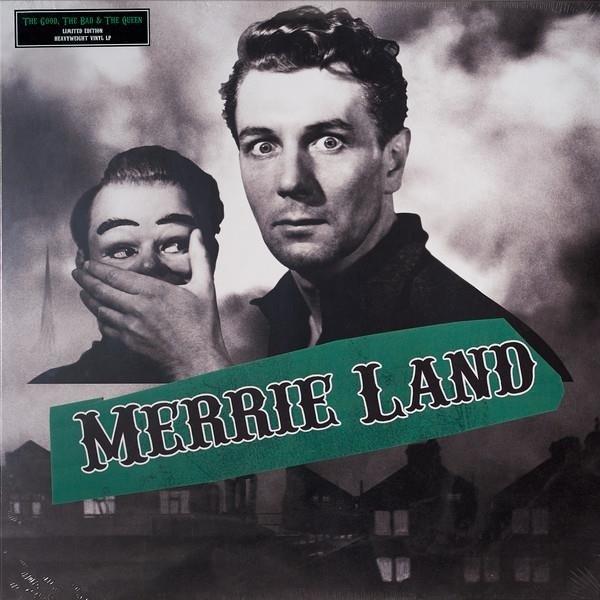 GOOD, BAD & THE QUEEN Merrie Land LP
