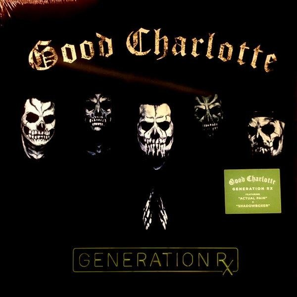 GOOD CHARLOTTE Generation Rx LP