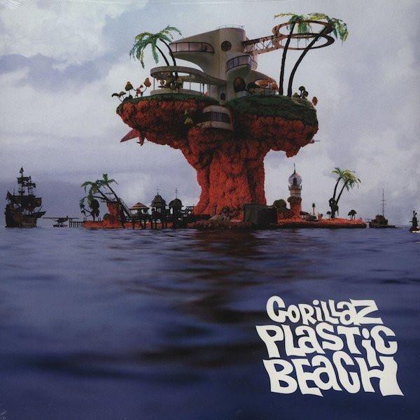 GORILLAZ Plastic Beach 2LP