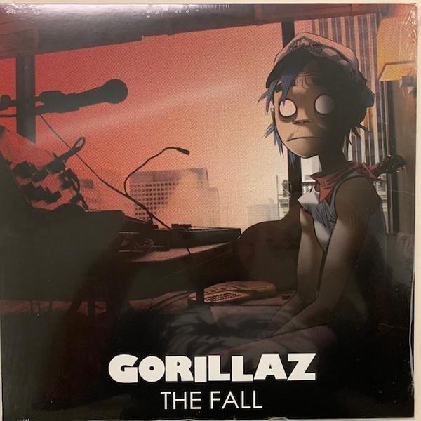 GORILLAZ The Fall LP