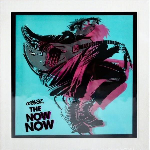 GORILLAZ The Now Now (DELUXE Box Set) LP