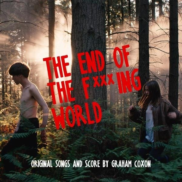 GRAHAM COXON The End Of The F***Ing World (ORIGINAL Songs And Score) LP