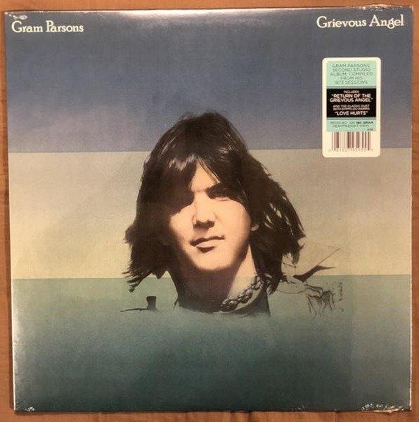 GRAM PARSONS Grievous Angel LP