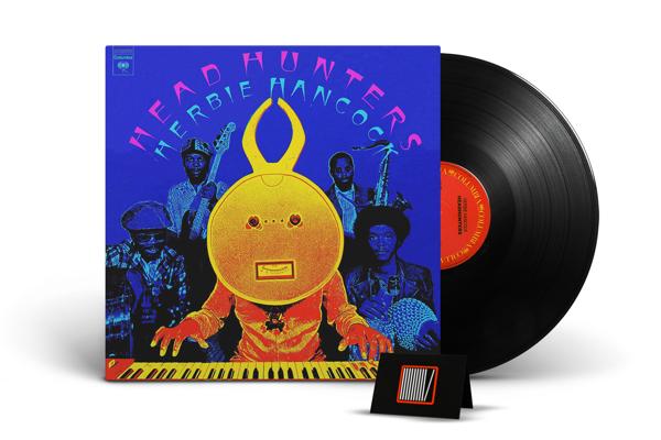 HANCOCK, HERBIE Headhunters LP