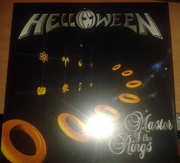 HELLOWEEN Master Of The Rings LP