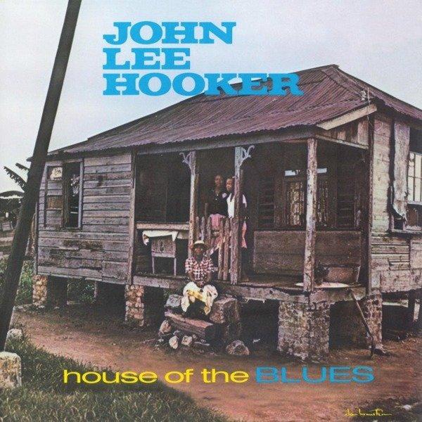 HOOKER, JOHN LEE House of the Blues LP