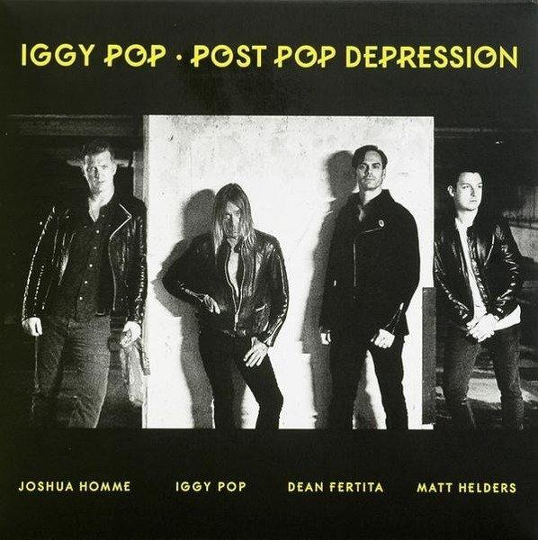 IGGY POP POST Pop Depression LP