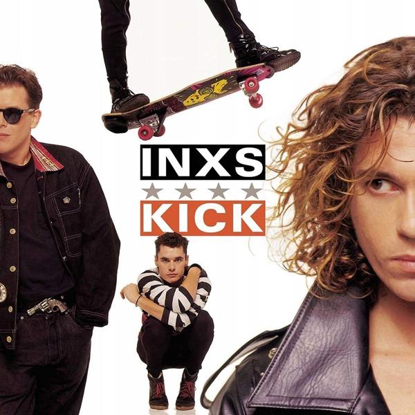 INXS Kick 25 LP