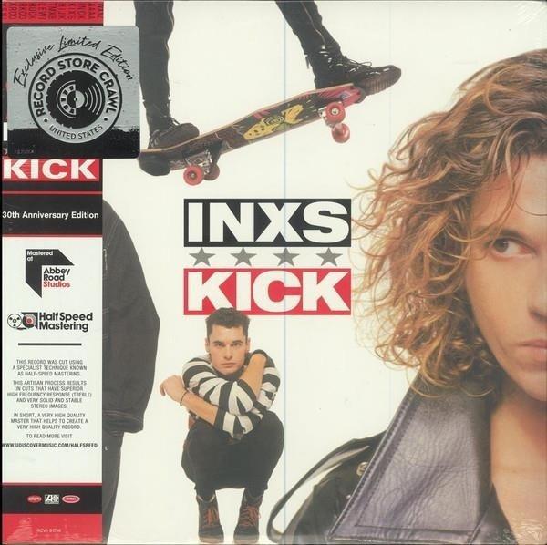 INXS Kick  (HALF Speed) 2LP