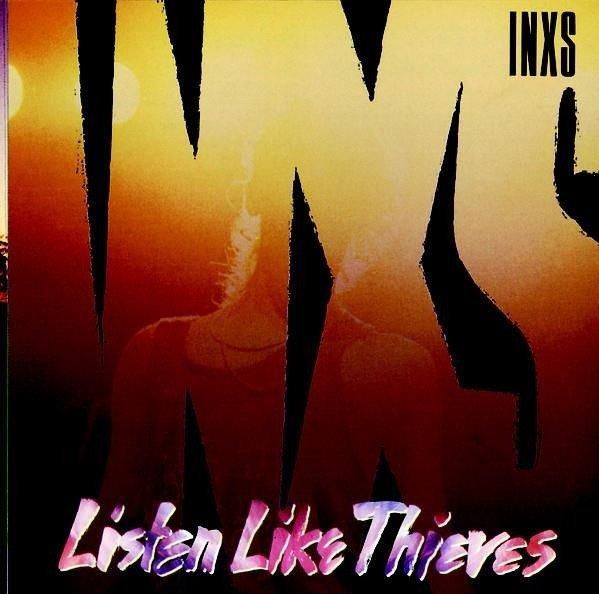 INXS Listen Like Thieves (REMASTER) LP