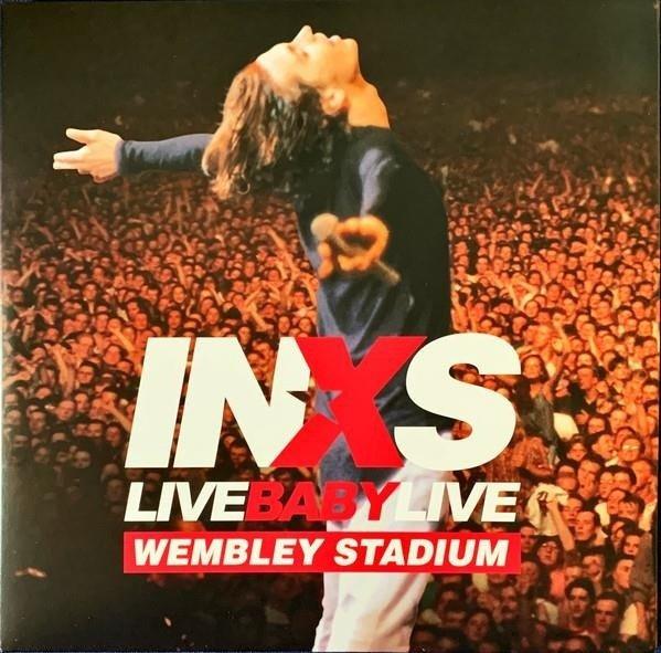 INXS Live Baby Live 3lp Ltd. LP