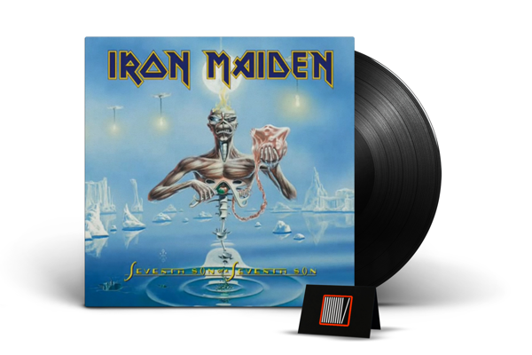 IRON MAIDEN Seventh Son Of A Seventh Son (LIMITED) LP