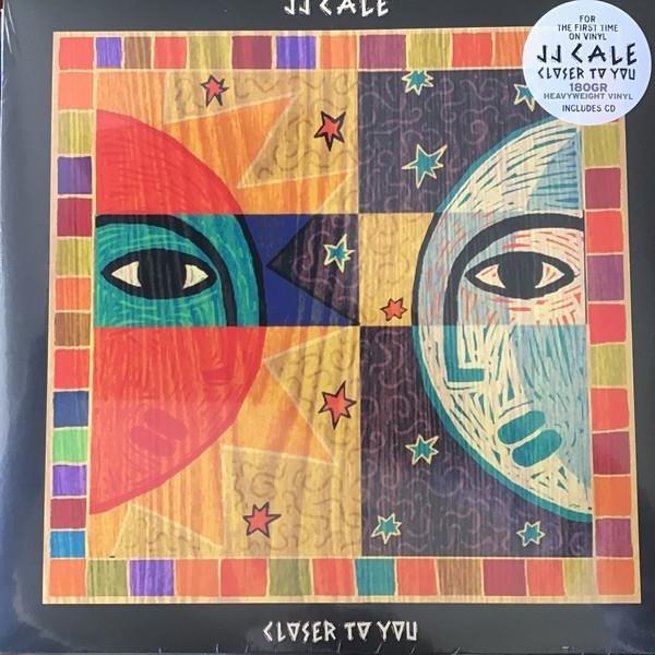 J.J. CALE Closer To You LP+CD