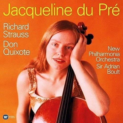 JACQUELINE DU PRE R. Strauss: Don Quixote LP