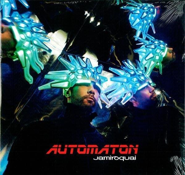 JAMIROQUAI Automaton  2LP