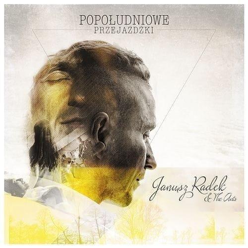 JANUSZ RADEK & THE ANTS Popołudniowe Przejażdżki LP